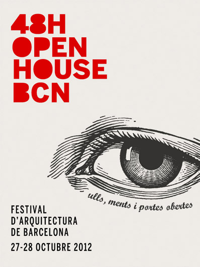 48h Open House Barcelona. Arquitectura abierta a la ciudad