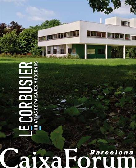 Le Corbusier en Caixa Forum Barcelona