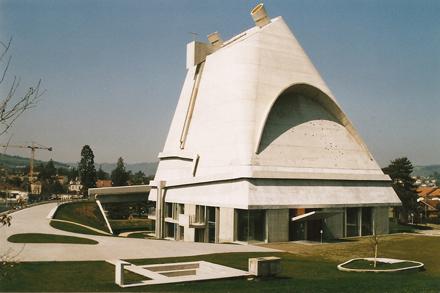 Église Saint-Pierre de Firminy-Vert  1960-1965