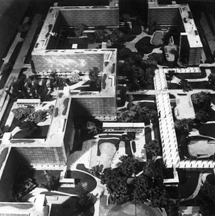 A Ville Verte de Le Corbusier como sistema